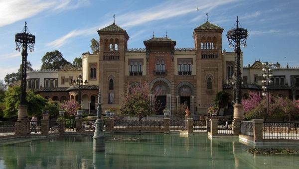 Het Real Alcázar van Sevilla - het oudste paleis van Europa