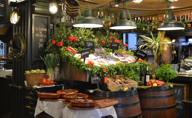 Restaurant Can Ramonet - Barcelona's eerste havenrestaurant
