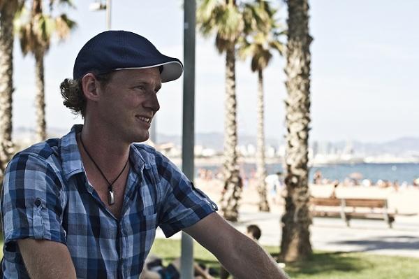 Robbert Reurings - eigenaar van en officiële Nederlandstalige gids bij Robbcn Barcelona Tours