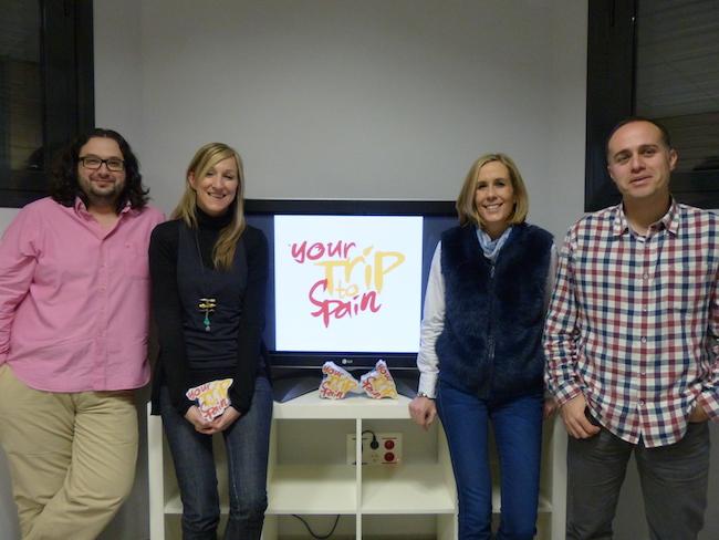 Het team van YourTripToSpain