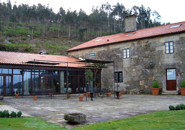Casa grande do bachao landelijk hotel bij santiago de - Casa grande do bachao ...