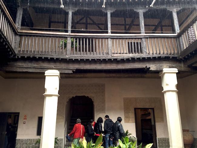 Het museum-huis van El Greco in Toledo