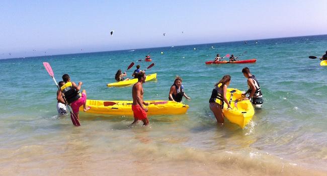 Sportkamp voor jongeren bij Travel4Leraning