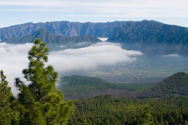 Wandelen door de vulkaanlandschappen van La Palma