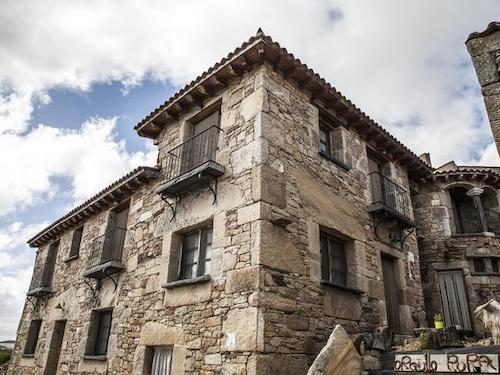 16-persoons vakantiehuis in Arribes del Duero (Midden Spanje)