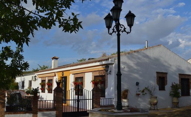 Vakantiehuis Ca Mi Pepe bij Cortijo La Mimbre Rural in het binnenland van Andalusië