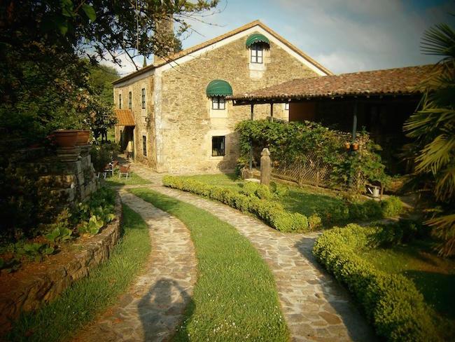 Sfeervolle vakantiehuizen in galici - Casa dos cregos ...