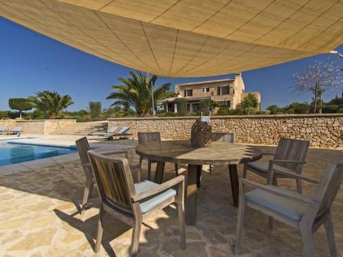 8-persoons vakantiehuis Finca el Sueño op Mallorca