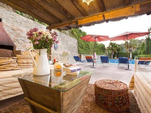 10-persoons vakantiehuis in molen in Montefrío (Andalusië)