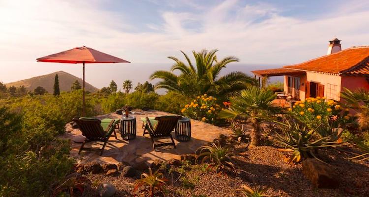 Een idyllisch vakantiehuis van Casita Travel op de Canarische eilanden