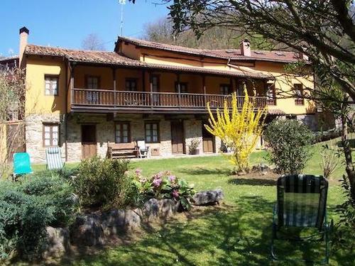 4/5-persoons vakantiehuis in natuurpark las Ubriñas - la Mesa (Asturië)