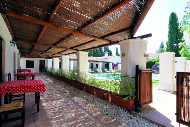 15-persoons vakantiehuis Villa la Abadesa in Marbella (Andalusië)