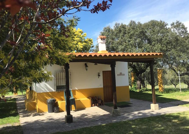 Sfeervolle vakantiehuizen in extremadura midden spanje - Casa rural monfrague ...