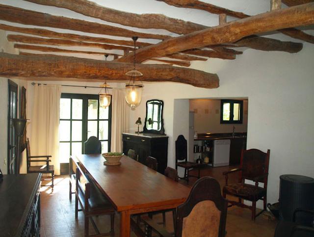 Vakantiehuis Casa Milan van Juseu Vakantie & Retreat in Spanje