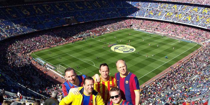 Een georganiseerde voetbalreis van de Nederlandse reisorganisatie Equipo Voetbalreizen