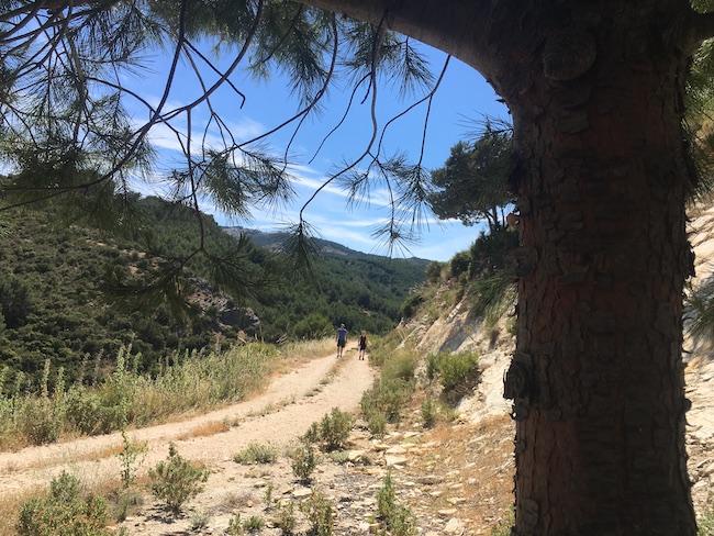 Andere outdoor activiteiten tijdens yogavakantie bij Van Dam Outdoor in Zuid Spanje