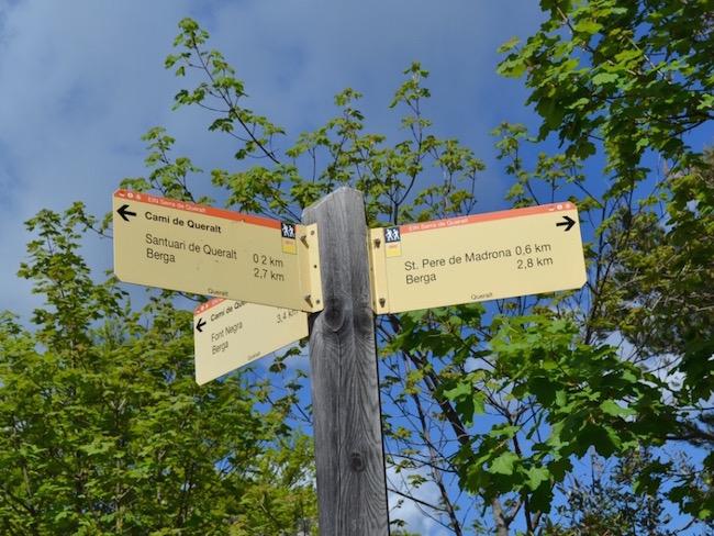 Wandelroutes door de Serra de Queralt bij vakantiehuis Vilaformiu