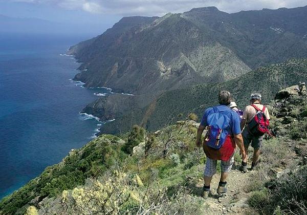 Een wandelvakantie van SNP op La Palma (Canarische Eilanden)