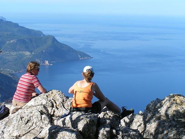Wandelvakantie Mallorca van SNP Natuurreizen