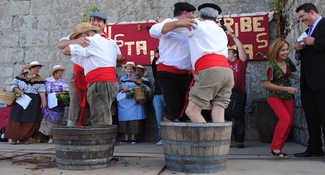 Wijnoogstfeesten in Castillië en Leon (Midden Spanje)