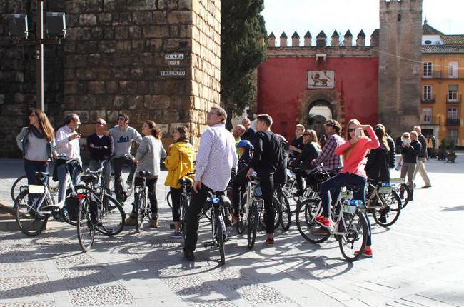 Fietstour Sevilla met Nederlandstalige gids  van Sevilla Sights