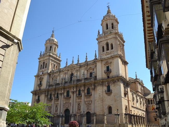Kathedraal van Jaén (Jaén, Andalusië)