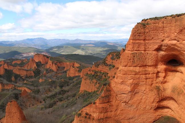 Las Medulas (Castillië en Leon)