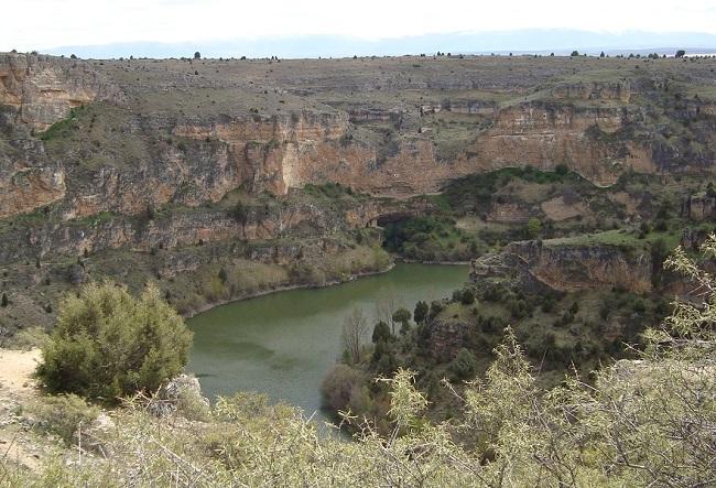 Natuurpark Hoces del Río Duraton