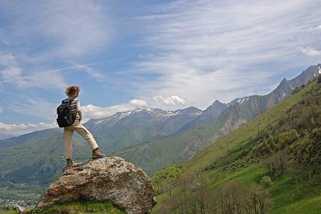 Wandelen door de Baskische Pyreneeën