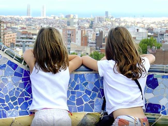 wandelen met kinderen in Catalonië