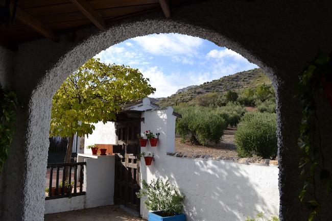 Sierras Subbéticas vanuit vakantiehuis Casa Carmela in Zagrilla Alta (Córdoba, Andalusië)