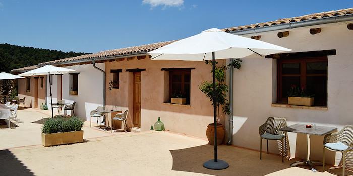 2-persoons kamers in B&B Benali in het binnenland van Valencia