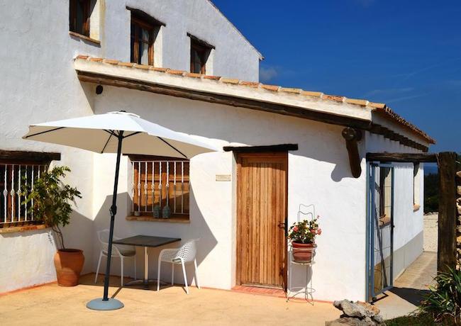Een vakantiehuis in bergdorpje Benali in het binnenland van Valencia