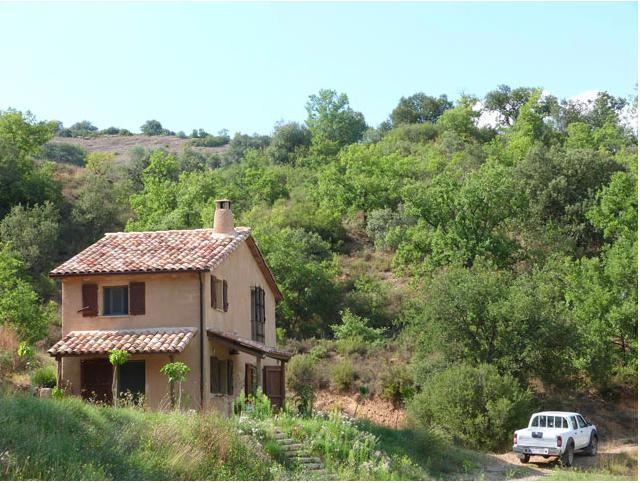 eco-huisje La Cabaña van Juseu Vakantie & Retreat