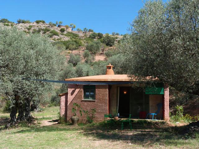 1/2-persoons natuurhuisje Olivar Cottage van Juseu Vakantie & Retreat