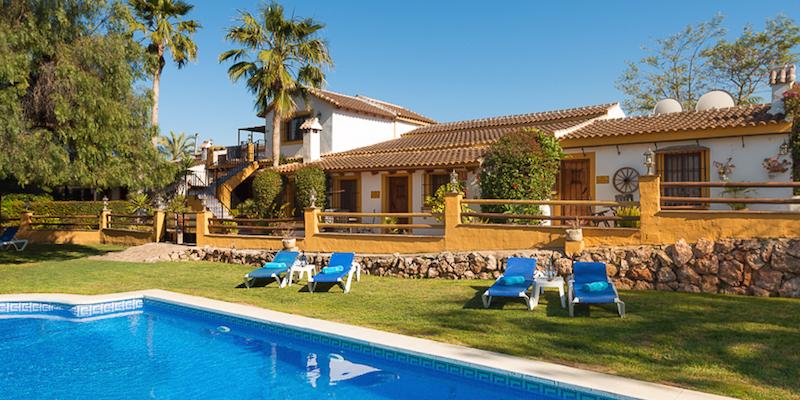 Comfortabele, landelijk gelegen vakantiehuizen van La Casita in Andalusië, Zuid Spanje