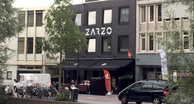 Restaurant Zarzo - een Spaans haute cuisine restaurant in Eindhoven