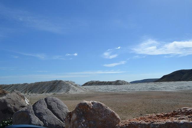 Zoutwinning in beschermd natuurgebied Cabo de Gata
